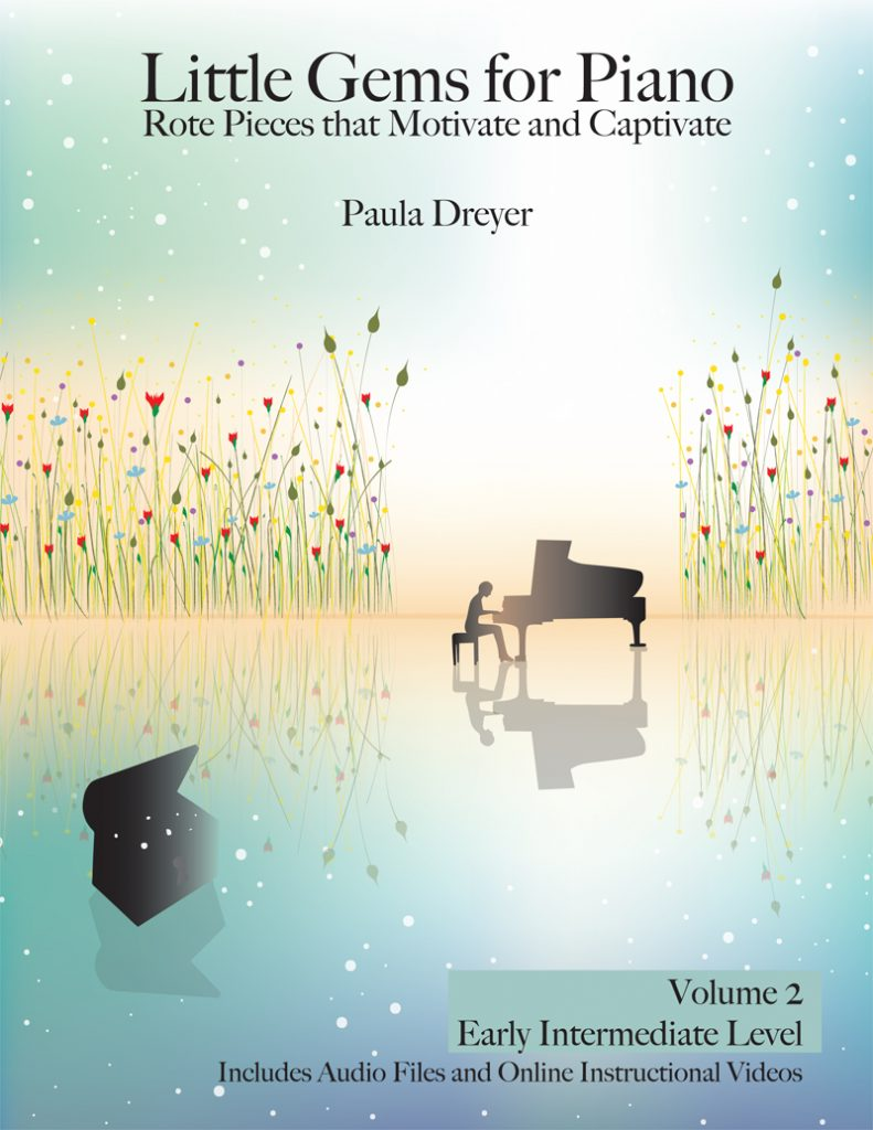 Little Gems for Piano - Volume 2