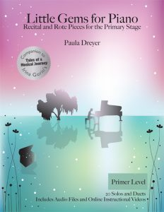 Little Gems for Piano - Primer Level